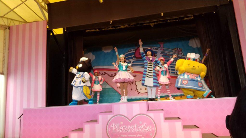 プリンセスキティ号のバースデーパーティー!画像